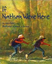 Cover of: If Nathan were here