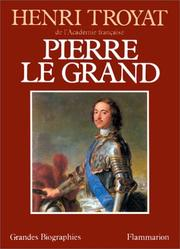 Cover of: Pierre le Grand