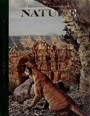 Cover of: The Illustrated library of nature