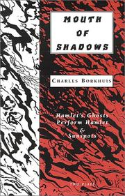 Cover of: Mouth of shadows