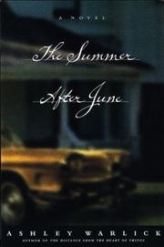 Cover of: The summer after June