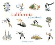 Cover of: California: a sketchbook
