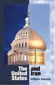 Cover of: The United States and Iran
