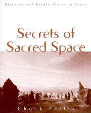 Cover of: Secrets of sacred space