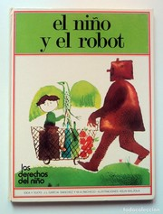 Cover of: El niño y el robot