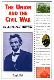 Cover of: The Union and the Civil War in American history