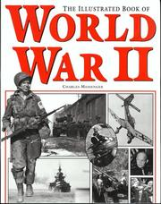 Cover of: The illustrated book of World War II