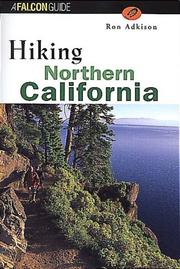 Cover of: Hiking northern California