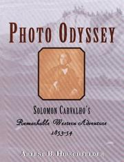 Cover of: Photo odyssey