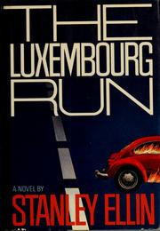 Cover of: The Luxembourg run