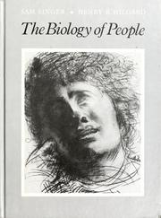 Cover of: The biology of people