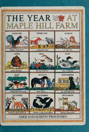 Cover of: The year at Maple Hill Farm