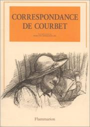 Cover of: Correspondance de Courbet