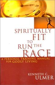 Cover of: Spiritually fit to run the race