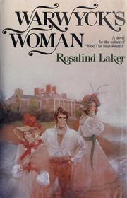 Cover of: Warwyck's woman