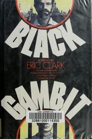 Cover of: Black gambit