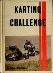 Cover of: Karting challenge