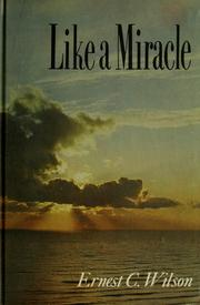 Cover of: Like a miracle