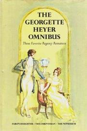 Cover of: The Georgette Heyer omnibus