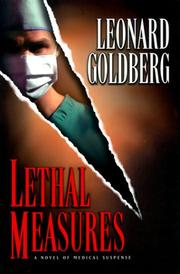 Cover of: Lethal measures