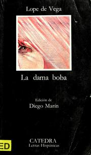 Cover of: La dama boba