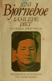 Cover of: Samlede dikt