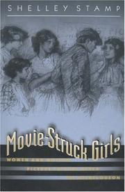 Cover of: Movie-struck girls
