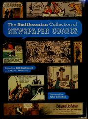 Cover of: The Smithsonian collection of newspaper comics