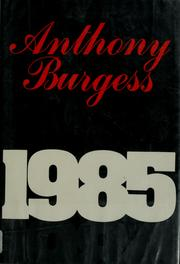 Cover of: 1985