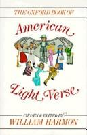 Cover of: The Oxford book of American light verse