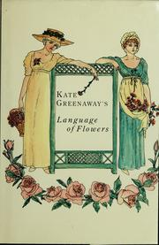 Cover of: Kate Greenaway's Language of flowers