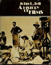 Cover of: A history of films