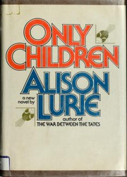 Cover of: Only children
