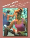 Cover of: Strength training today
