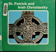 Cover of: St. Patrick and Irish Christianity