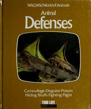 Cover of: Animal defenses