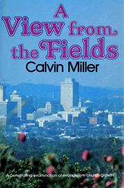 Cover of: A view from the fields