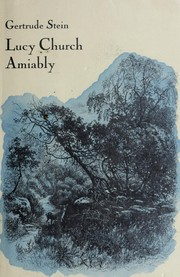 Cover of: Lucy Church, amiably