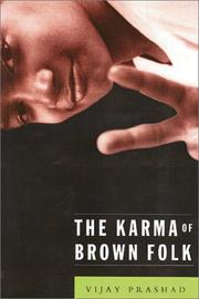 Cover of: The karma of Brown folk