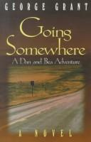 Cover of: Going somewhere