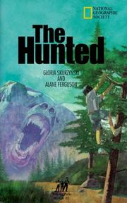 Cover of: The hunted: a mystery in Glacier National Park