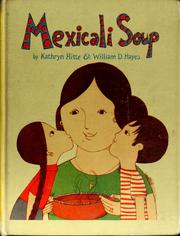 Cover of: Mexicali soup