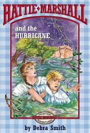 Cover of: Hattie Marshall and the hurricane