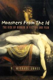 Cover of: Monsters from the Id