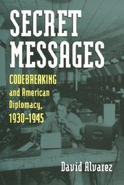 Cover of: Secret messages