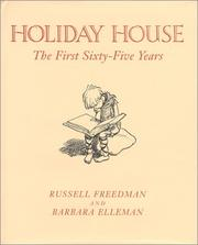 Cover of: Holiday House, the first sixty-five years