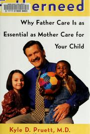 Cover of: Fatherneed