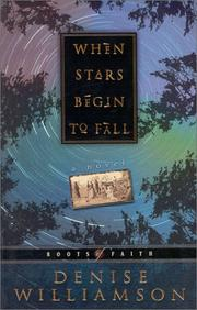 Cover of: When stars begin to fall