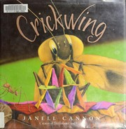 Cover of: Crickwing