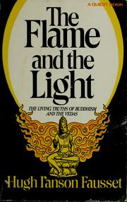 Cover of: The flame and the light